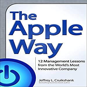 The Apple Way Audiobook
