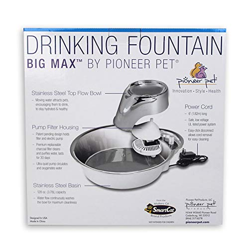 Buy dog water fountain