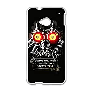 Malcolm Legend Of Zelda Cell Phone Case for HTC One M7