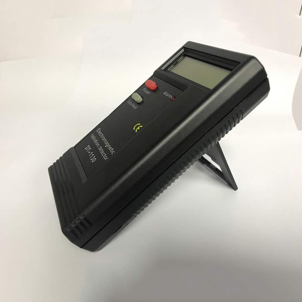 Detector de radiación Medidor de radiación digital Diseño portátil Medidor EMF Dosímetro Geiger Tester: Amazon.es: Bricolaje y herramientas