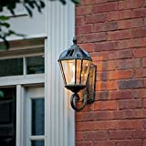 Gama Sonic GS-98B-W-WB Royal Bulb Lamp Outdoor