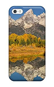 New Style Anti-scratch And Shatterproof Mountain Phone Case For Iphone 5/5s/ High Quality Tpu Case 5604532K38069900