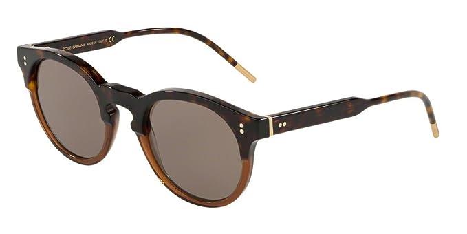 Amazon.com: Gafas de sol Dolce & Gabbana DG 4329 F 31674R ...