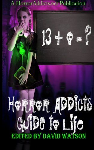 Books : Horror Addicts Guide to Life