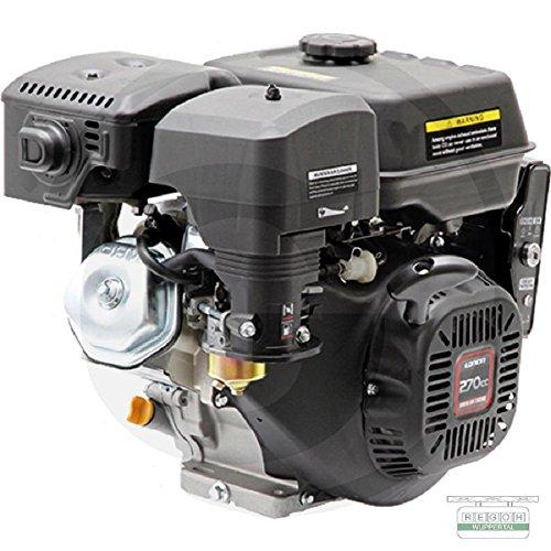 Motor Motor de gasolina motor Loncin G270 F/D aprox. 9 PS: Amazon ...
