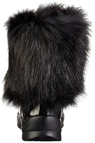 Donne Delle schwarz Fersengold Stivali Nero Caviglia Kitzbühel 1wSx5W6Wq