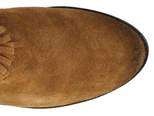 Minnetonka Dames Bandera Fashion Laarzen 6 M Bruin