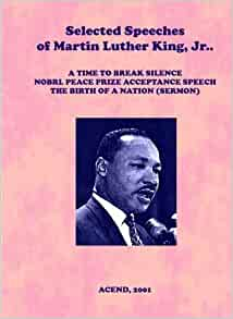 Martin Luther King, Jr.,
