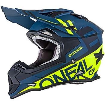 4931fdf7 Amazon.com: O'Neal Unisex-Adult Off-Road Style 2SERIES Helmet SPYDE ...