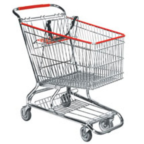 New Extra Tough Steel Quality Grocery Shopping Carts 36'' h X 30'' l by Store Shopping Cart (Image #4)