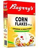 Bagrry's Original and Healthier Corn Flakes Plus, 475g