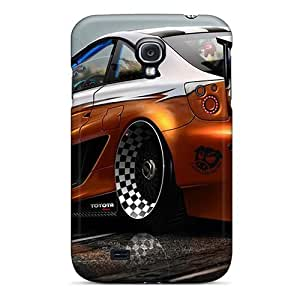 Hot Snap-on Dziewczyna Tuning Hard Cover Case/ Protective Case For Galaxy S4