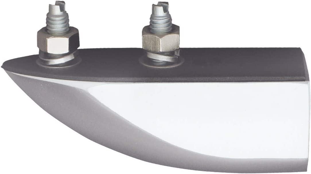 GG Grand General 78359 4 X 1-3//8 X 1-3//8 Inches Chrome Die Cast Light Mounting Bracket