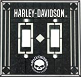 (US) Harley-Davidson Willie G Double Light Switch Plate Cover