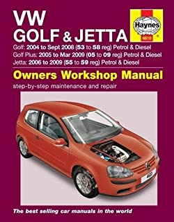 vw golf and bora 4 cyl petrol and diesel service and repair manual rh amazon co uk 2001 VW Golf TDI 1999 VW Golf