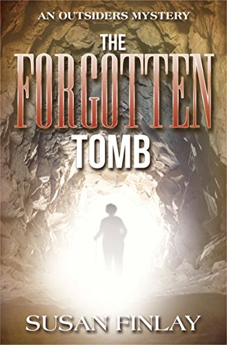 The Forgotten Tomb (The Outsiders Book 4) by [Finlay, Susan]