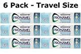 Sensodyne Pronamel Toothpaste, Fresh Wave, 0.8 Ounce (Pack of 6)