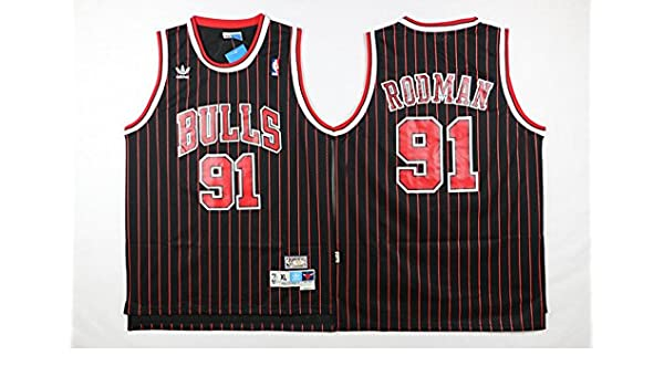 quality design 55b71 d3060 91 dennis rodman jersey amazon
