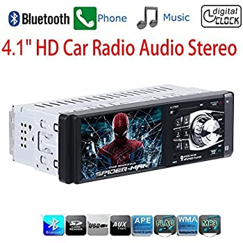 51 bx2UWe9L._SL500_AC_SS350_ amazon com masione car stereo with bluetooth fm and radio in dash  at bayanpartner.co