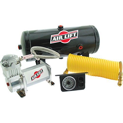 [AIR LIFT 25690 Quick Shot Air Compressor System] (Ford Explorer Air Suspension)
