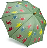Hatley Little Boys' Monsters Umbrella