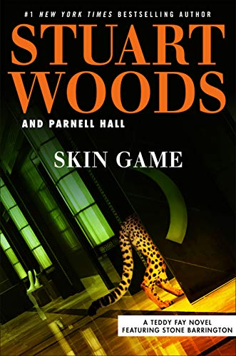 Skin Game (A Teddy Fay Novel) (Best Nyc Gift Cards)