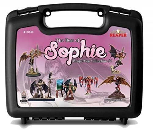 Best of Sophie Miniature Box Set 1 Special Edition Figures Reaper Miniatures