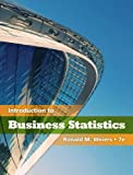 Bundle: Introduction to Business Statistics (with Bind-In Printed Access Card), 7th + CengageNOW Printed Access Card : Introduction to Business Statistics (with Bind-In Printed Access Card), 7th + CengageNOW Printed Access Card, Weiers and Weiers, Ronald M., 111141436X
