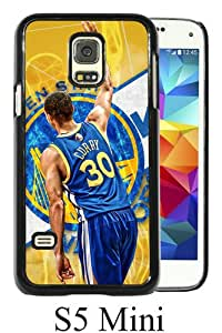 Great Quality Samsung Galaxy S5 Mini Case ,Stephen Curry Black Samsung Galaxy S5 Mini Cover Case Hot Sale Phone Case Unique And Beatiful Designed