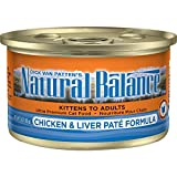 Natural Balance Ultra Premium Wet Cat Food, Chicken
