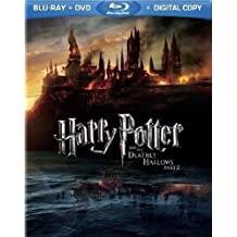 Harry Potter and the Deathly Hallows, Part 2 (4-Disc Blu-ray/DVD Combo UltraViolet Digital Copy Edition with Bonus Disc) by Warner Home Video