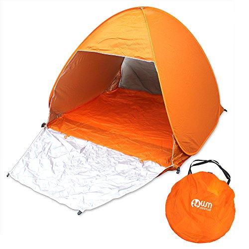 詐欺ことわざやろうワンタッチテント ポップアップテント 150cm キャンプ テント ワンタッチ UVカット ビーチテント 着替え 日よけ テントフルクローズ サンシェード テント 簡易テント 150×220×125cm