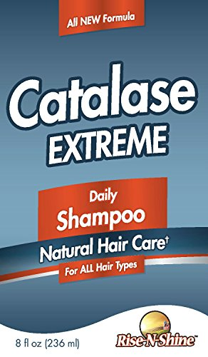 Catalase Extreme Shampoo - Best Selling Daily Hair