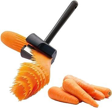 Home Kitchen Fruits Vegetable Spiral Slicer Potato Cutter Peeler Gadget Tools