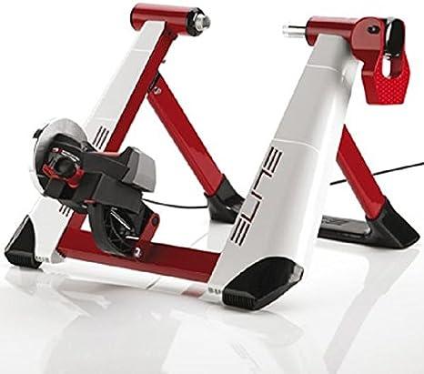 Newton Elite Novo Force - Rodillo para bicicleta, entrenamiento en casa, resistencia magnética, de elastogel: Amazon.es: Deportes y aire libre