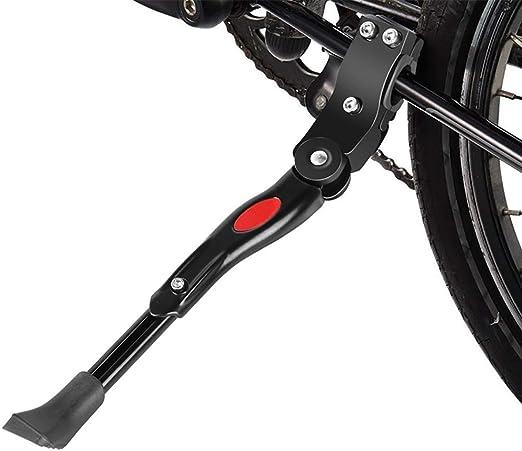 Fuerte y duradero Bicicleta Soporte de pie trasero trasero de ...
