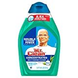 Mr. Clean Liquid Muscle Multi-Purpose Cleaner with Febreze Meadows & Rain (16oz)