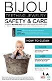 Maya and Max by Moby Baby Teething + Infant Teething Jewelry, BPA Free Chew Jewelry for Babies Teething Relief: Natural Alternative to Teething Tablets for Teething Relief - Wood Arie