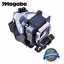 Mogobe ET-LAA410 Compatible bare bulb for PANASONIC PT-AE8000 PT-AT6000 PT-HZ900 by Mogobe
