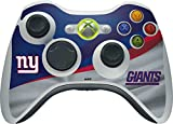xbox 360 controller cover nfl - Skinit NFL New York Giants Xbox 360 Wireless Controller Skin - New York Giants Design - Ultra Thin, Lightweight Vinyl Decal Protection