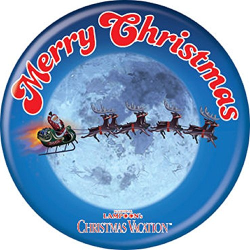 National Lampoon's Cristmas Vacation - Merry Christmas - Pinback Button 1.25