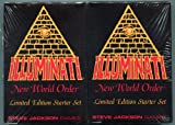 Best Steve Jackson Games Of New Orders - 1994-1995 - Illuminati New World Order collectible card Review