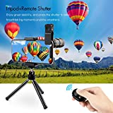 Cell Phone Camera Lens Kit,6 in 1 Universal