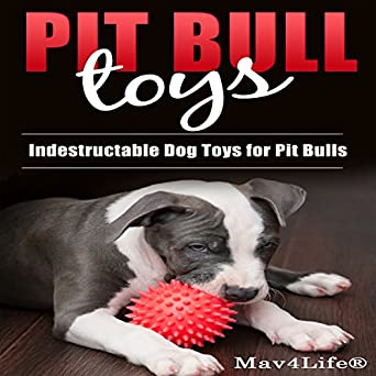 Amazon.com: Pit Bull Toys: Indestructible Dog Toys for Pit