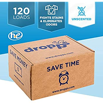 Amazon.com: Dropps Laundry Oxi Booster Pods, Unscented