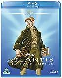 Atlantis The Lost Empire [Blu-ray] [Region Free] [UK Import]