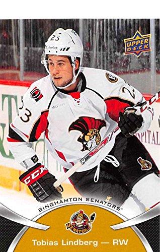 2015-16 Upper Deck AHL #110 Tobias Lindberg NM-MT SP Short Print ()
