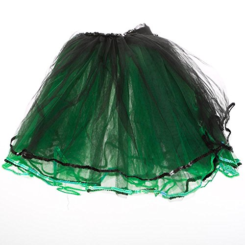 (Cutie Collection Adult Green and Black Layered)