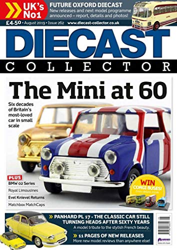 - Diecast Collector