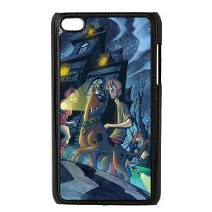 Customize ipod Touch 4 Cartoon Scooby Doo Case JNIPOD4-1373Kimberly Kurzendoerfer